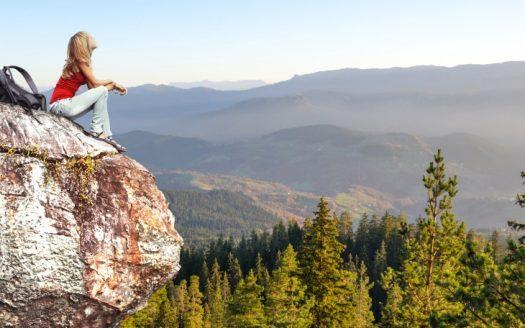 Vremeplov za nezaborav - Planinarka na Romaniji