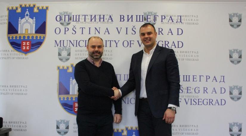 Đurević i Tošić sastanak