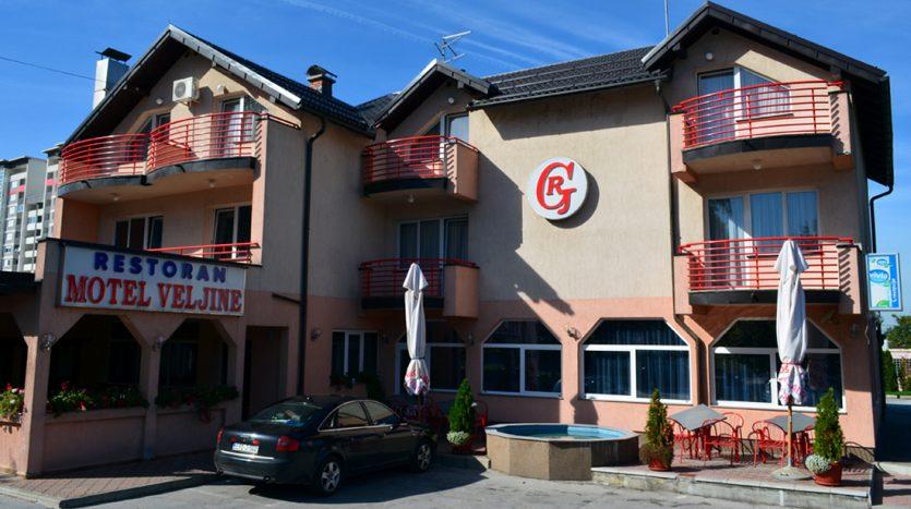 Motel Veljine - Istočno Novo Sarajevo