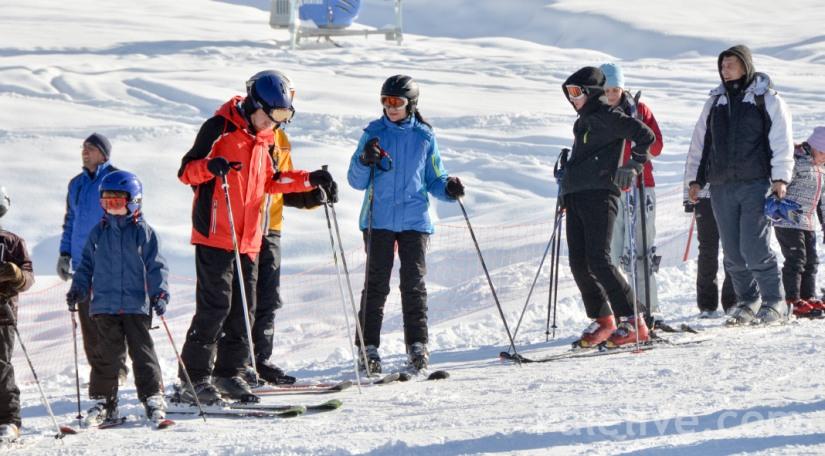 Jahorina i Ravna planina prepuni skijaša