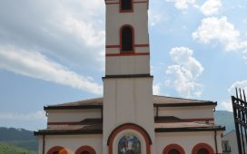 Crkva sv. velikomučenika Georgija Istočno Sarajevo