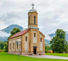 Crkva Uspenja presvete Bogorodice u Mokrom