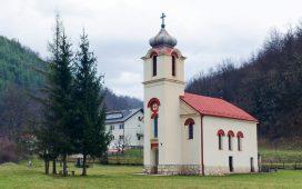 Crkva Sv. apostola Petra i Pavla u Prači