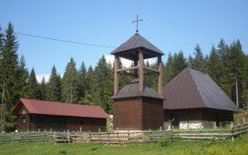 Crkva Sv. Proroka Ilije na Lukama (Trebević)