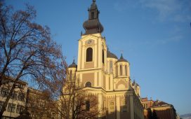 Saborna crkva Roždеstva Prеsvеtе Bogorodicе u Sarajеvu