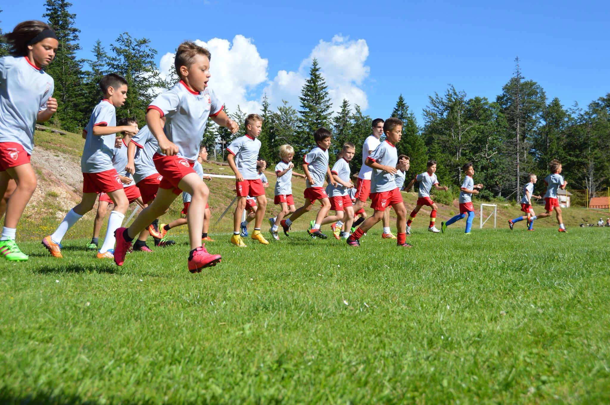Fudbalski kamp Crvene zvezde