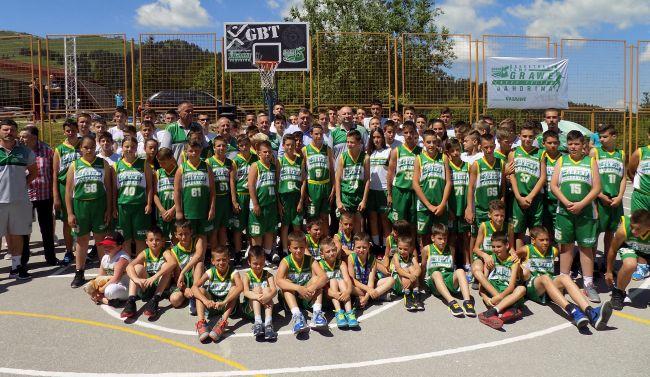 Košarkaški kamp Grawe Three Points