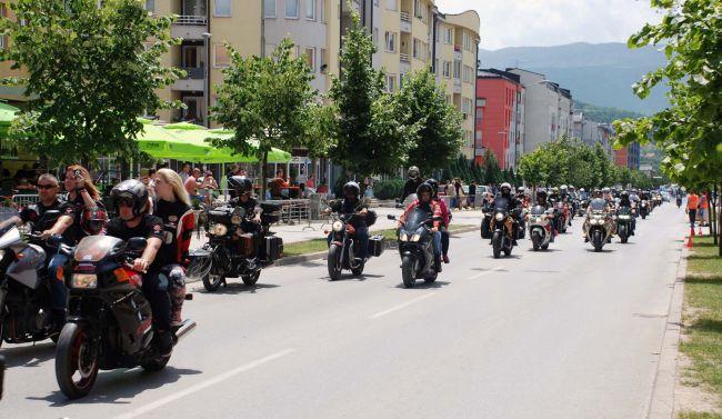 Motorijada - Istočna Ilidža